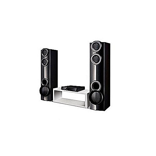 LG 600 WATTS BODY GUARD HOME THEATER SYSTEM With Free HDMI Cable