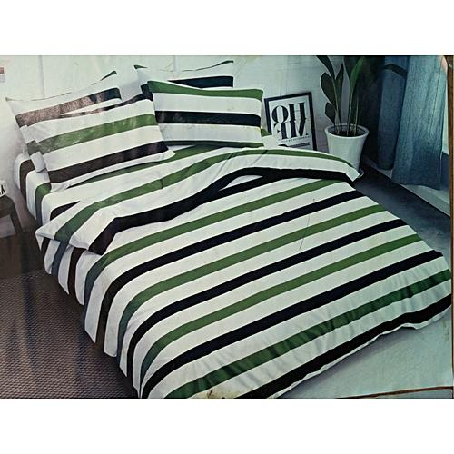 Colour Stripe Bedsheet + Pillow Case(s)