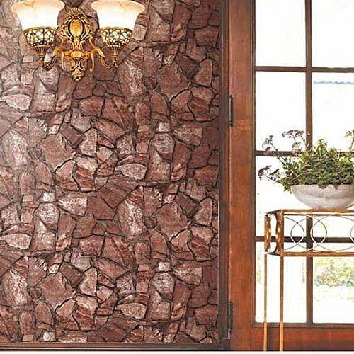 Stone Design Wallpaper - 5.3 SQM