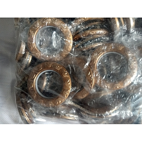 Plastic Ring For Eyelet Curtain Pack Of (20 TO 200) Pieces
