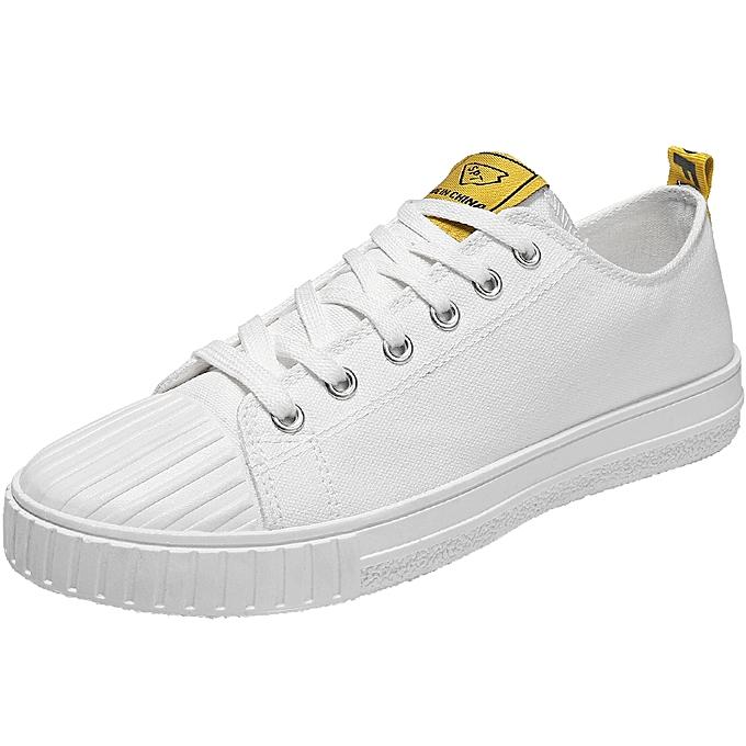 e359799edc Canvas Sneakers Men/Black/White/Blue Mens Canvas Shoes Casual Low Top Lace