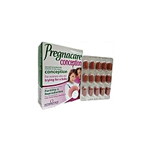 Vitabiotics Pregnacare Conception Plus Micronutrient (Fertility & Reproduction) *30 Tabs for sale  Nigeria