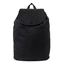 REID Backpack - Quilted Black 64d7ae8df604a