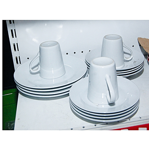 Rayware Milan Fine Porcelain 16pieces