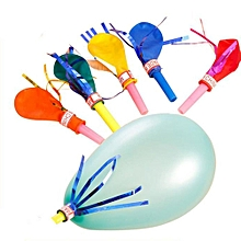 Whistling Balloons Party Favors For Packs Pack Of 50