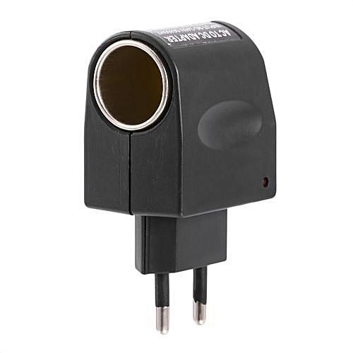 Car Ac To DC Adaptor 100V-240V AC To 12V DC EU Power Adapter Converter