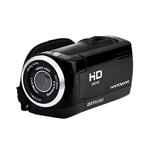 LCD 16MP 720P Digital Video Recorder Camera 16xDigital ZOOM DV BK