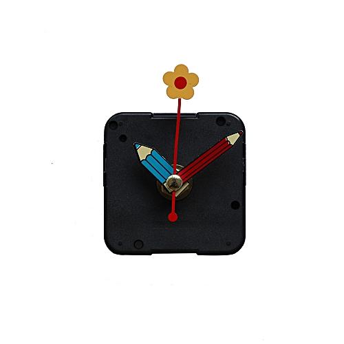 Dtrestocy DIY Quartz Clock Movement Mechanism Hands Wall Repair Tool Parts Silent Kit Set