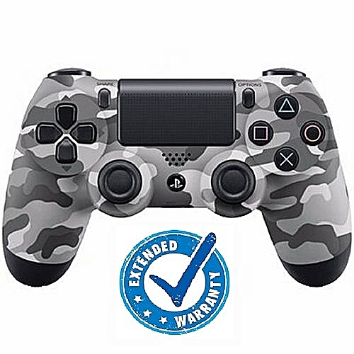 PS4 Pad - Dualshock 4 Wireless Controller - Army (Urban Camouflage)