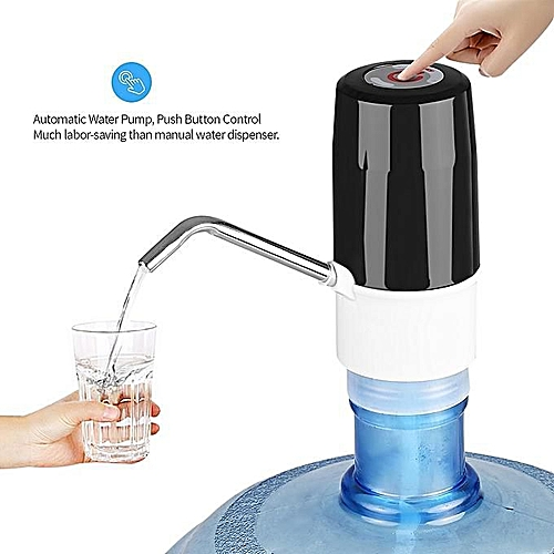 Rechargeable Water Dispenser Pump With USB Cable