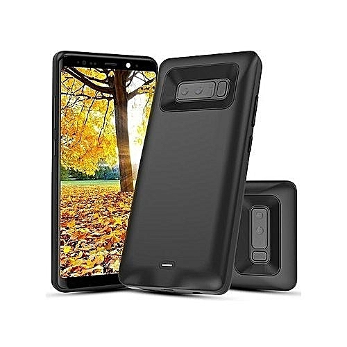 new styles 5b29e aff6b Battery Charger Case For Samsung Note 8