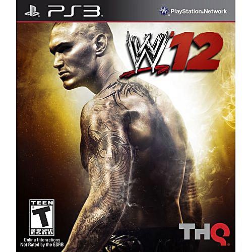 WWE 12- Playstation 3