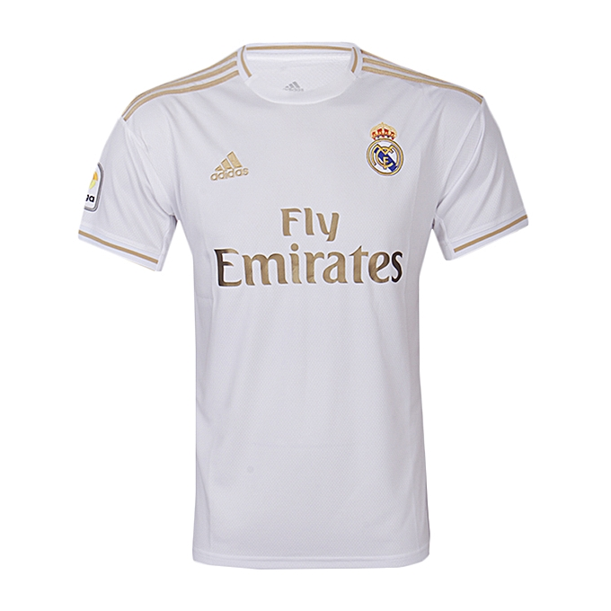 new concept 168a8 74926 2019/2020 Real Madrid Home Jersey - White