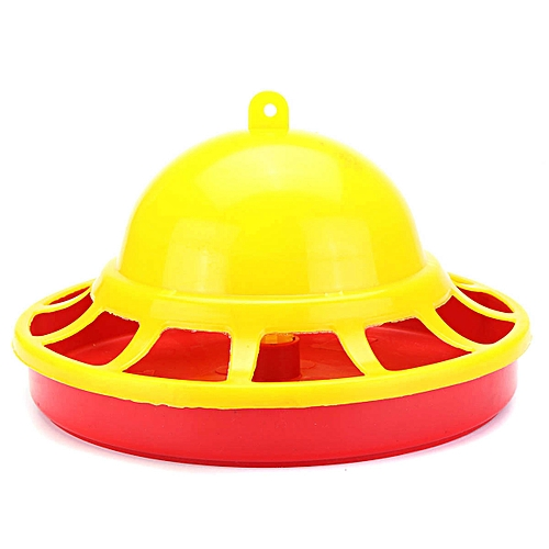 Chicken Fountain Automatic Waterer Gallon Chick Bird Drinkers Poultry Drinking