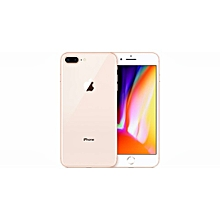 IPhone 8 Plus 5.5-Inch HD (3GB,256GB ROM) IOS 11, 12MP + 7MP 4G Smartphone - Gold (+2 Year Warranty)