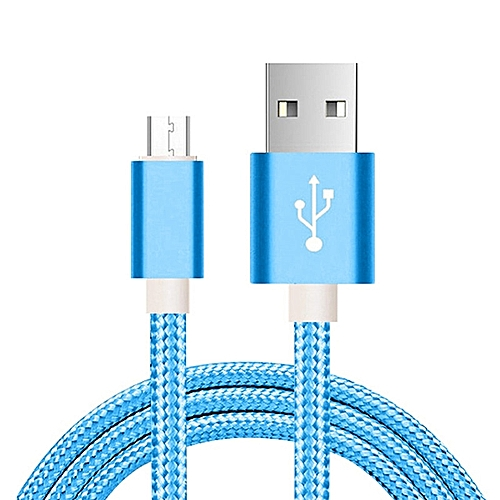 Fast Charging USB Cables Micro Usb Cable Android Mobile Phone Data Sync Charger Cable For Samsung A7 S7 For Xiaomi 1m/2m/3m Cord