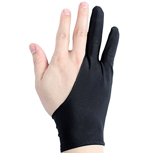Generic 1pc Artist Drawing Two Finger Glove Graphics Drawing Art