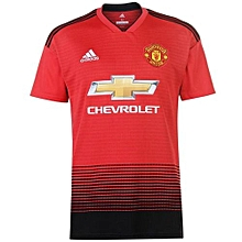 17144cce413 Manchester United Home Shirt - 2018   2019