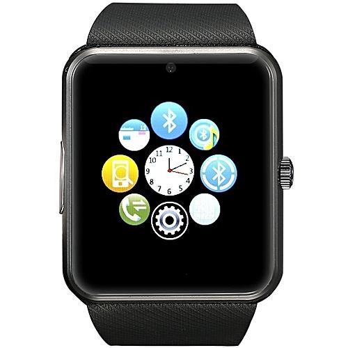 6d8cd788c9 Generic GT08 Android Smart Watch - Black   Jumia NG