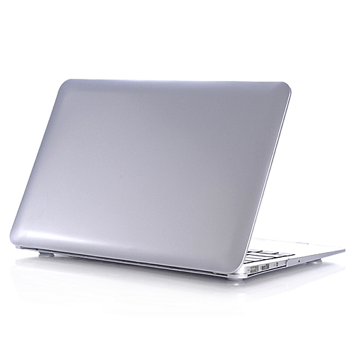 Manufacturers Wholesale Apple Notebook Case Shell Local Gold Protective Case Air Macbook Retina Pro Silver