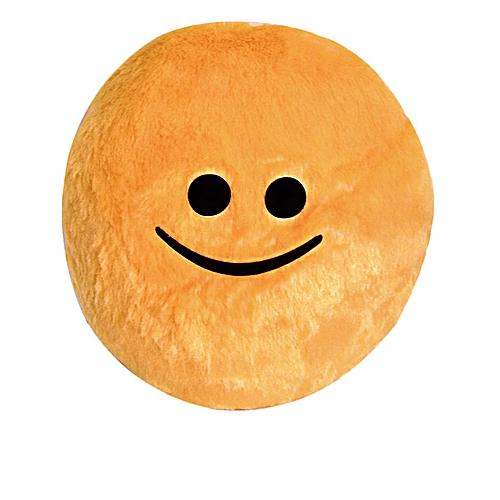 Smiley Throw Pillow (Smiley)