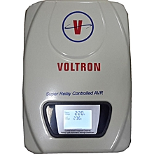 12KVA Wall-mount Relay Controlled Automatic Voltage Stabilizer