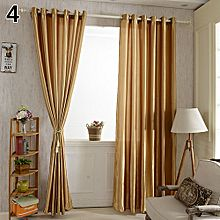 Incroyable Solid Window Door Room Panel Shade Curtain Drape Blind Valance Home Decor    Coffee
