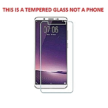 Infinix HOT 6 PRO (X608) TEMPERED GLASS SCREEN PROTECTOR (BUY 1 GET 1