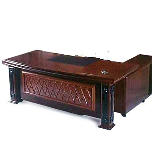 Executive Office Table With Extension 1.8m (Lagos Delivery Only)