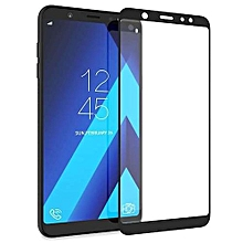 Samsung Galaxy A6 Plus(2018) Tempered Glass/Full Screen Protector For Samsung Galaxy