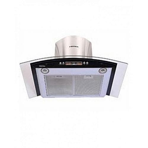 90cm Curved Glass Range Hood -Smoke Extractor CO9 {Double Hood}