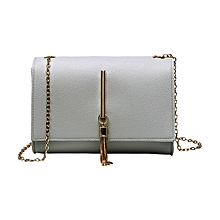 27180fac844 ... Women Luxury Handbag. ₦ 1,750. (13) · SHIPPED from OVERSEAS. Grey Lady  Leather Mobile Phone Cross-Body Bags