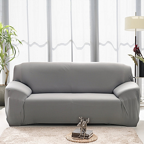 Elasticity Couch Sectional Sofa Furniture Slipcover 1/2/3 Seater 12 Colors