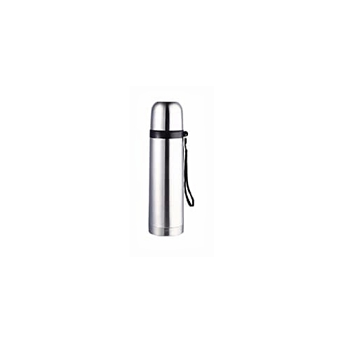 Bullet Shape Stainless Steel Flask Water Bottle