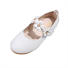 Children Shoes Girl Fashion Flower Kid Shoes Solid All Match Casual Shoes  WH 21- c0ff7d7829d4