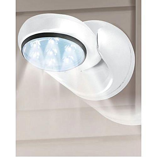 LIGHT ANGEL MOTION SENSOR ACTIVATED CORDLESS SWIVEL LED LIGHT