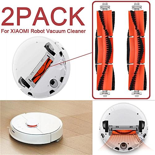 2PACK Rolling Brush Main Brush Xiaomi Roboroc Vacuum Cleaner Accessories