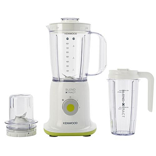 3 IN 1 Blender / Smoothie Super Compact BL237WG 350 Watts.