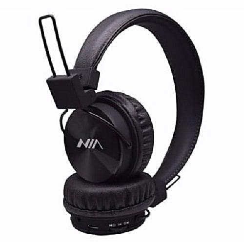 5 In One Headset Wireless Bluetooth Headphone. Superb Sound
