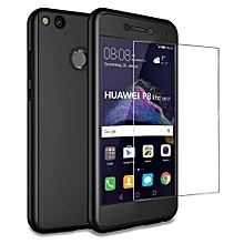 Huawei P8 Lite 2017 Case , 360° Full Protection Matte PC Hard Hybrid Ultra Thin