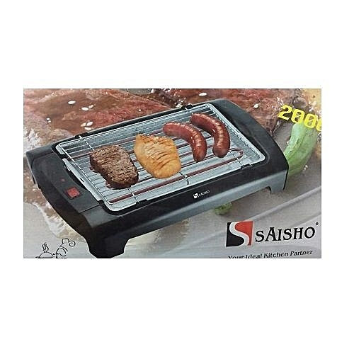 Electric Barbecue Grill-As Seen On Site