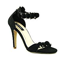 311a6e3e4 Ladies Sexy Open Toe High Heels - Black
