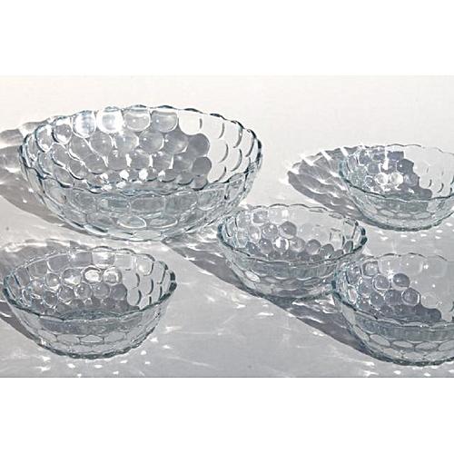 Diamond Crystal Salad Bowl