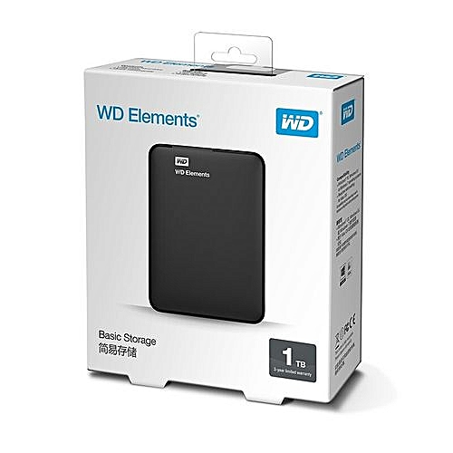 wd Portable External Hard Drive Disk