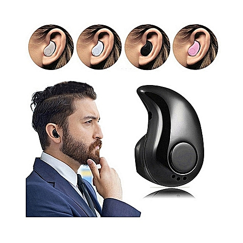 Bluetooth Earbud, S530 Mini Wireless Earphone In Ear Small Headset With Mic