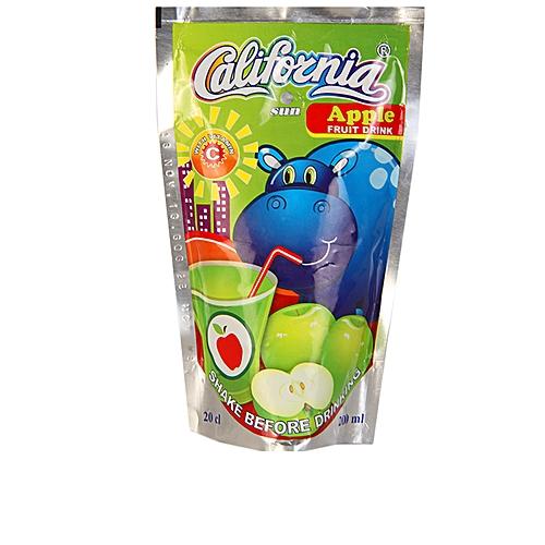 California Sun Apple Juice -200ml