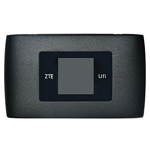 Universal Mobile 4G Wifi / Mifi ( Mtn, Glo, Airtel, Etisalat Or 9mobile,Ntel) Black