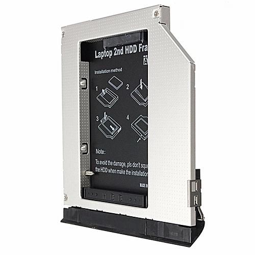 2nd HD SSD SATA Case Caddy For Dell Latitude E6320 E6420 E6520 E6330 E6430 E6530