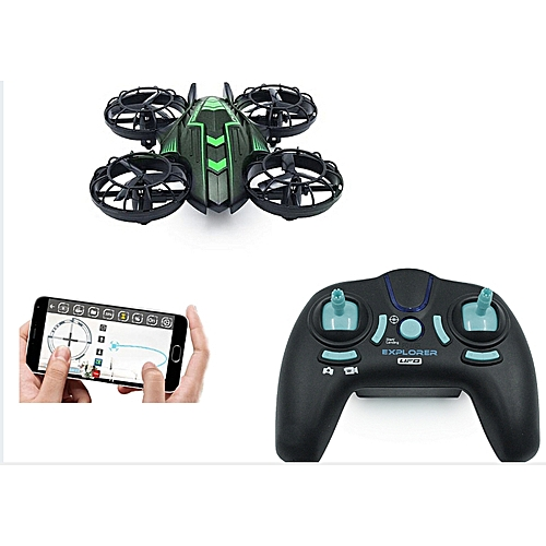 Mini Drone Camera (green &black)