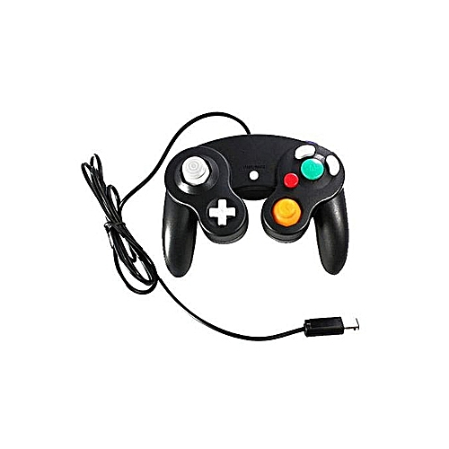 Game Controller For Nintendo Gamecube (Black) Fashionable High Quality
